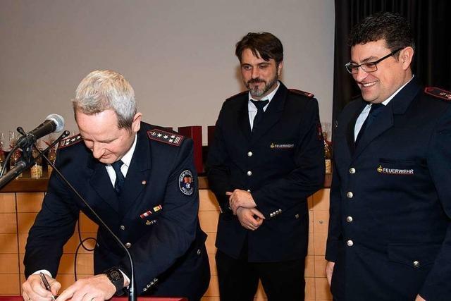 Müllheims Feuerwehr sortiert sich neu