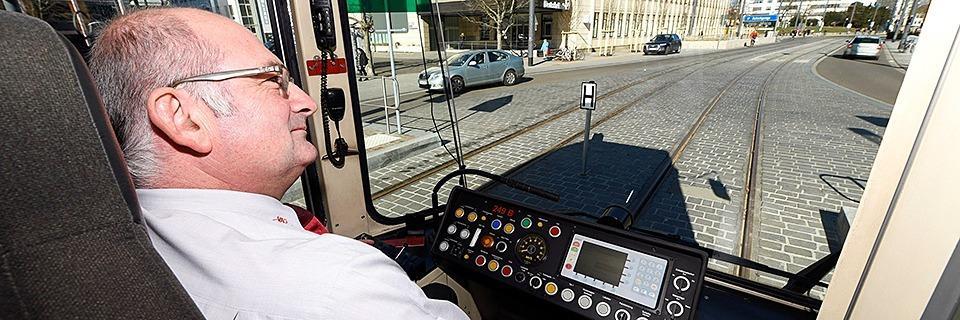 430 Tramfahrer müssen für die neue Rottecklinie in die Fahrschule