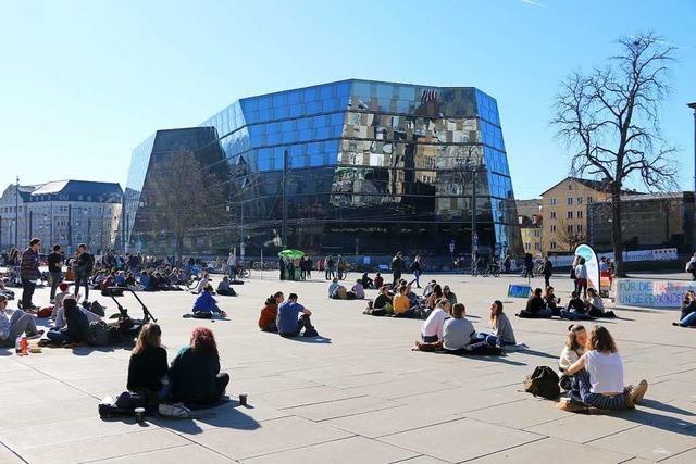 Fotos: Die ersten Spuren des Frühlings in Freiburg