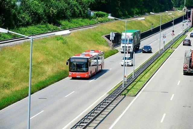 Regierungspräsidium rechnete mit falschen Bus-Zahlen für Luftreinhalteplan