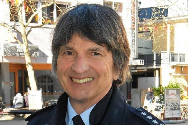 Polizeisprecher Dietmar Ernst über die eindrücklichsten Momente in 26 Jahren