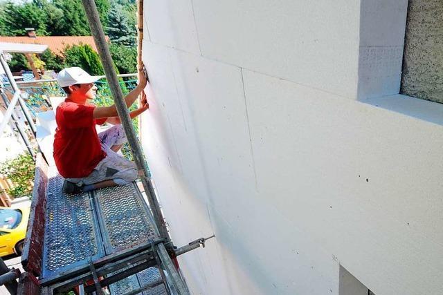 Projekt berät Gundelfinger, die ihr Haus energetisch umbauen wollen