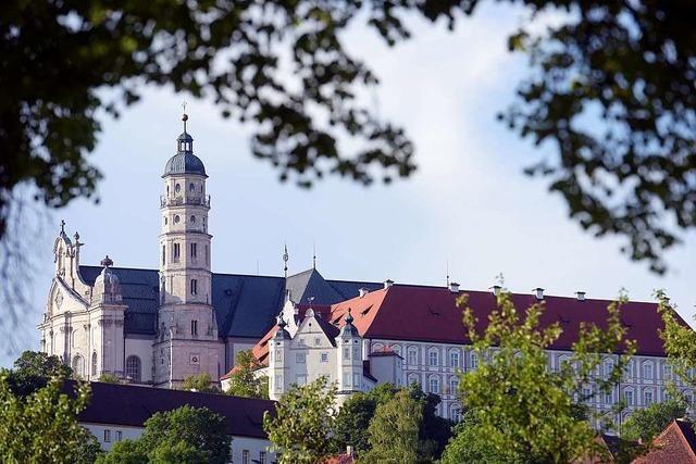 Umstrittener Millionenfund gehört dem Kloster Neresheim