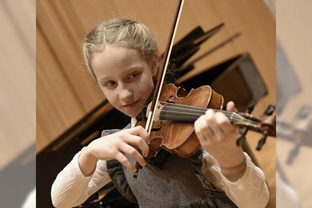 Preisträgerkonzerte von Jugend musiziert