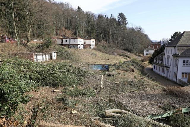 Bauarbeiten am Altenberg beginnen