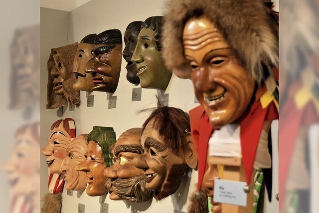 Narrenzunft Bad Säckingen zeigt Ausstellung zur Geschichte der Fasnacht