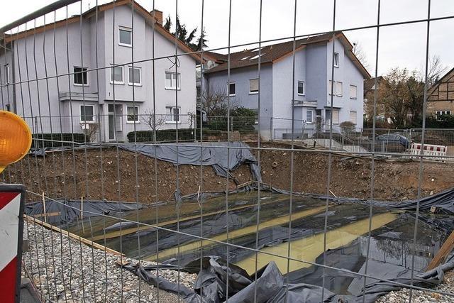 Gericht verhängt Baustopp