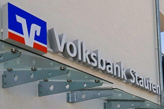 Fast 850 Millionen Euro Bilanzsumme 2018 – Volksbank Staufen legt zu
