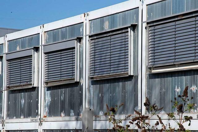 Landkreis streitet mit Container-Firma über etwa 4,7 Millionen Euro