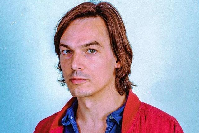 Der Lörracher Singer/Songwriter Moritz Krämer feiert sein Solo-Comeback