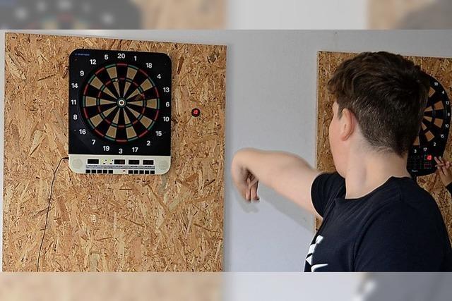 Jagd auf das Bullseye