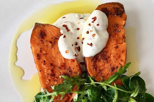 Die Süßkartoffel macht der guten, alten Ofenkartoffel Konkurrenz