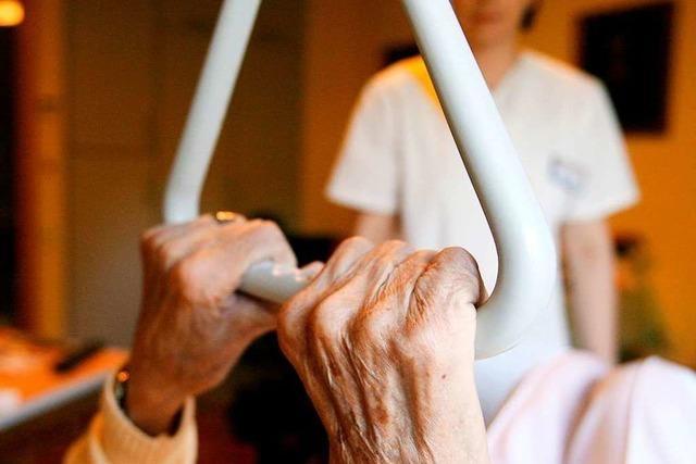 Altenpflegerin soll Senioren sexuell misshandelt haben