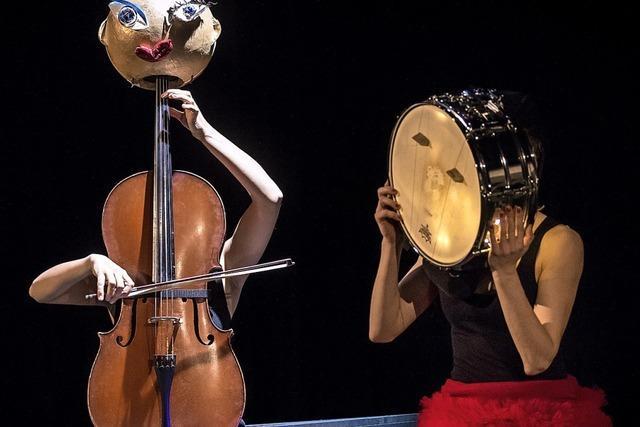 Trommel trifft Cello