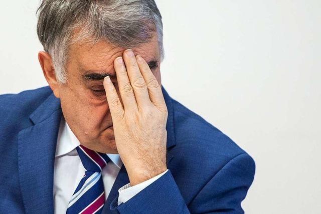 Innenminister in NRW spricht von Polizeiversagen