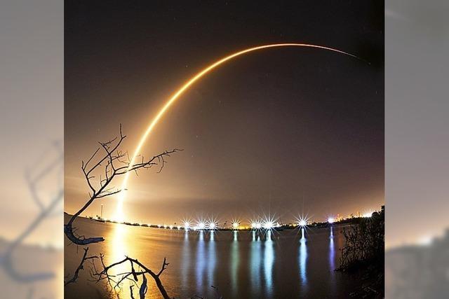 Raumsonden auf großer Mission