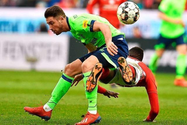 Schalke verliert gegen Mainz deutlich mit 0:3