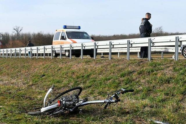 81-jähriger Pedelec-Fahrer stirbt nach Kollision mit Pkw bei Neuried