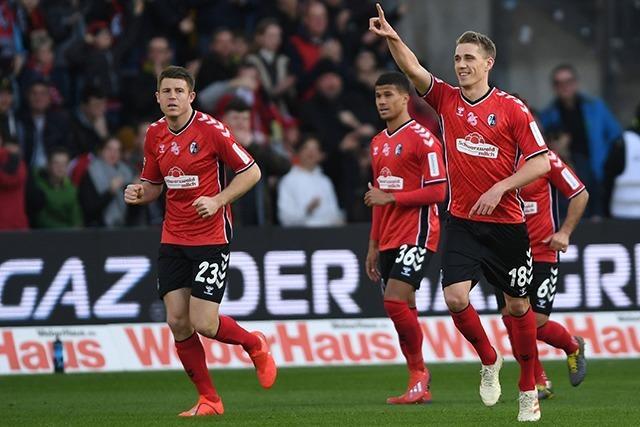 Spektakuläres 5:1 gegen Augsburg führt zu erstem SC-Sieg 2019