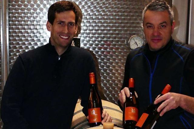 Wein vom Römerberg gibt es ab sofort unter der Marke
