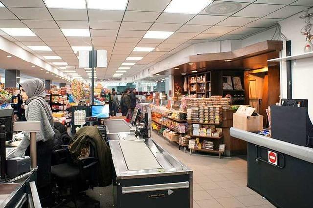 Im Freiburger Stühlinger gibt es eine hohe Dichte orientalischer Lebensmittelmärkte