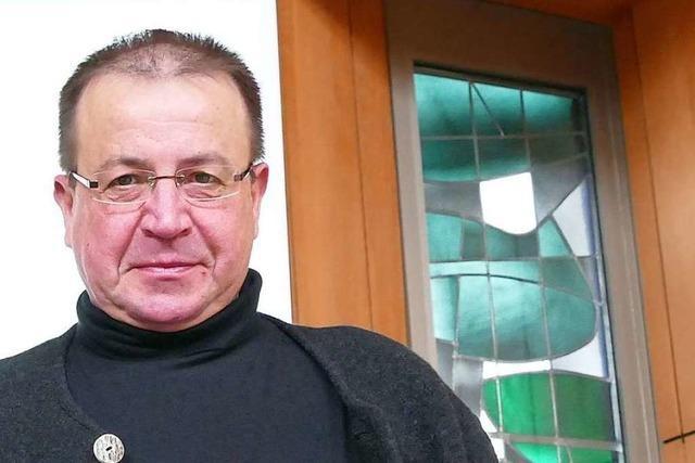 Michael Enzenross ist neuer Pressesprecher der Stadt Kandern