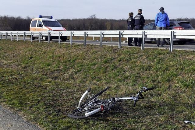 Rentner stirbt bei Unfall