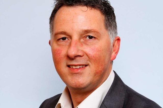 Patrick Becker ist neuer Bürgermeister von Ballrechten-Dottingen