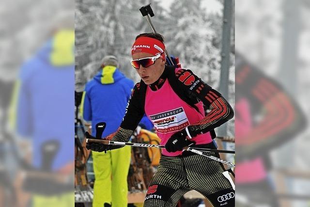 Carina Gutmann kam, sah und siegte