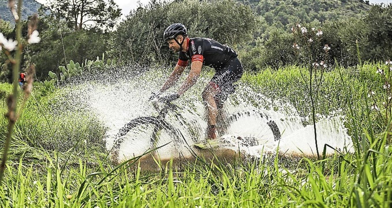 Luca Schwarzbauer auf der zweiten Etappe beim Afxentia-Rennen auf Zypern   | Foto: Ego-Promotion
