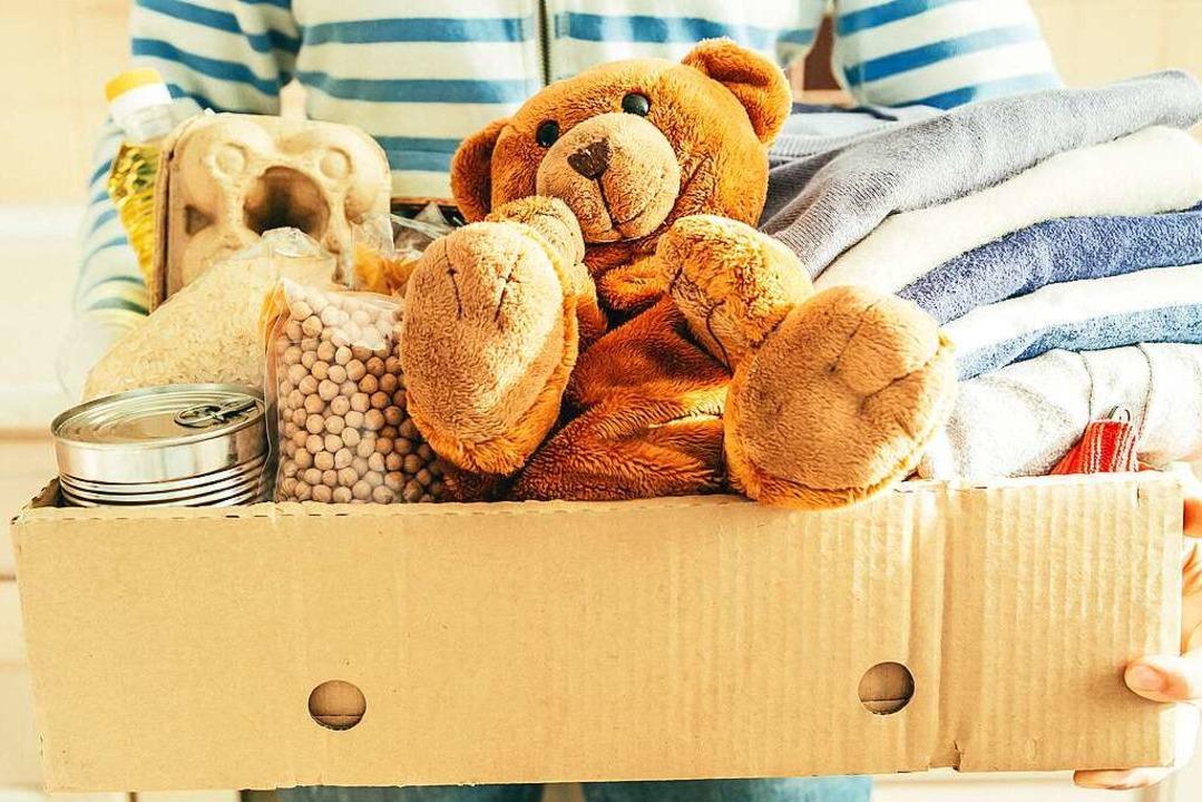 Mit Onloka bekommen Sie vom Wocheneink...sätzliche Kosten nach Hause geliefert.  | Foto: anaumenko via AdobeStock