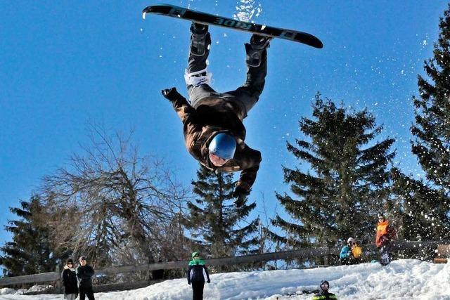 Kopfüber auf Ski und Snowboard: Die Suche nach dem Kandelking