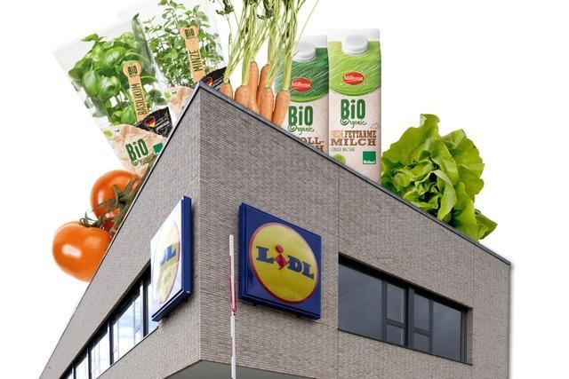 Die Bio-Branche ist in Aufruhr – weil Discounter Bio-Produkte verkaufen