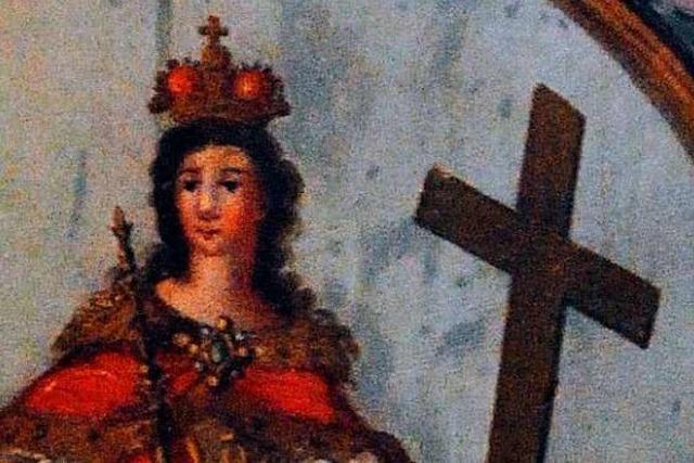 Helena gilt als die erste politische Heilige