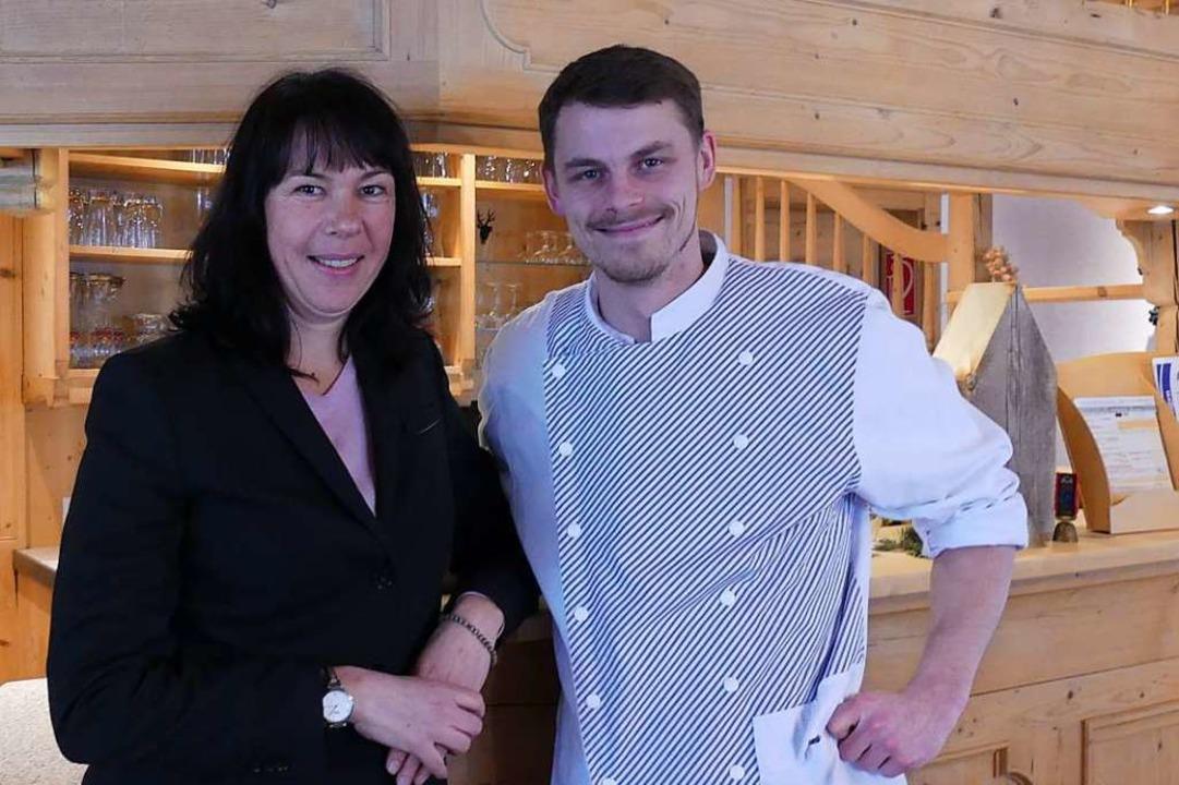 Sabine Biber leitet das Restaurant, Fl...m Freitag, 1. Februar, wiedereröffnet.  | Foto: Kara Tiedemann