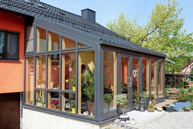 Den Wintergarten planen und bauen