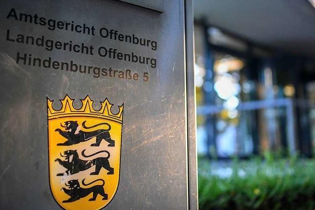 Angeklagter stach im Wahn in Friesenheimer Gaststätte zu