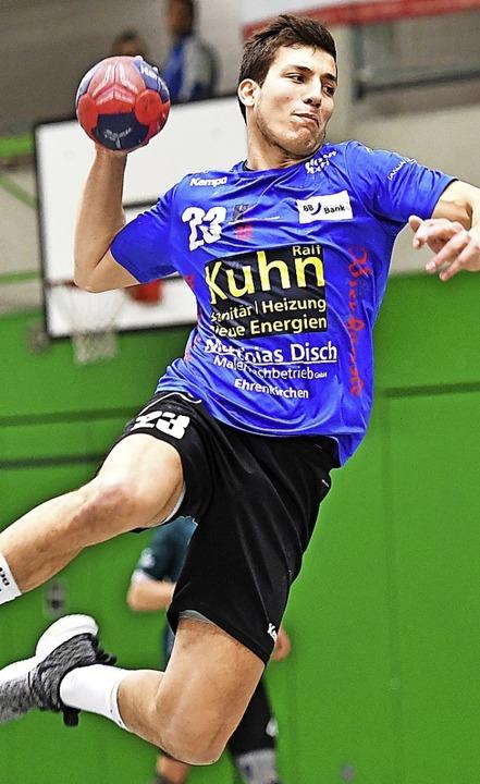 <BZ-FotoAnlauf>Landesliga:</BZ-FotoAnl...urg über Tempohandball  erfolgreich.    | Foto: Keller