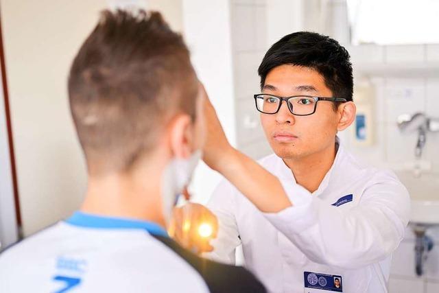 Neue Prüfung für junge Ärzte