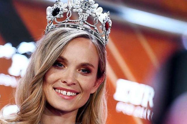 Die Wahl zur Miss Germany ist eine mutige Entscheidung