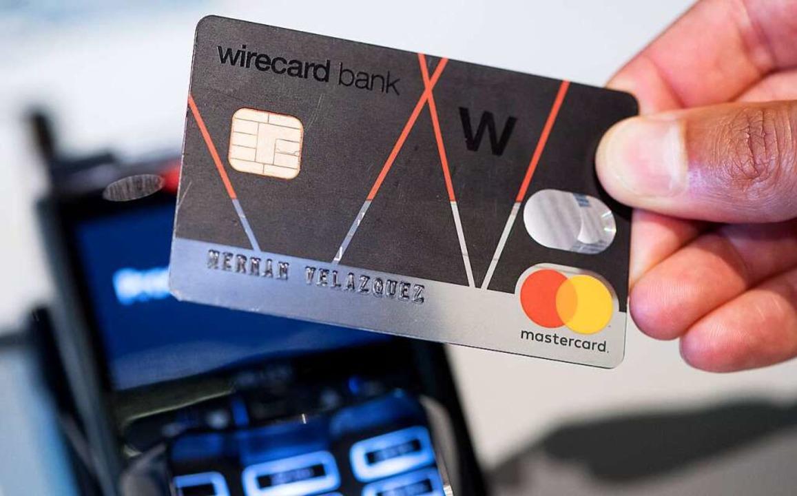 Die echten Schnäppchen gibt es nicht m...erkömmlichen Kreditkarte. (Symbolbild)  | Foto: dpa