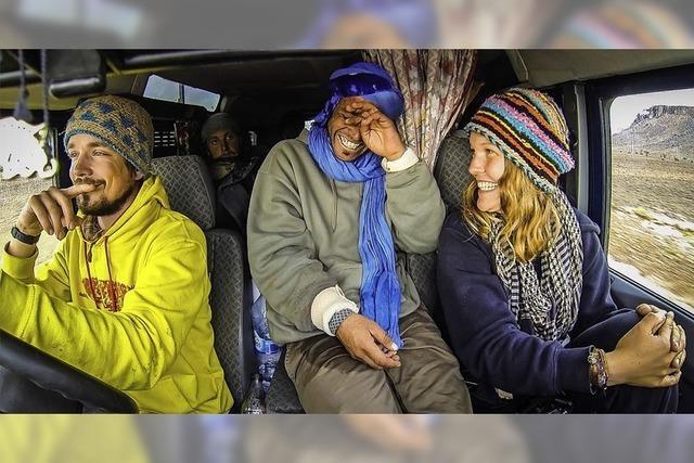 Reiss aus - Zwei Menschen, zwei Jahre, ein Traum: Eine Reisedokumentation