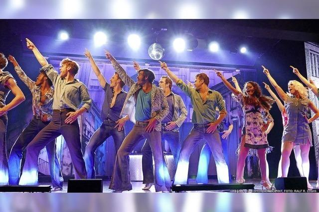 Hochkaraätige Musicalumsetung von Saturday Night Fever in Lahr