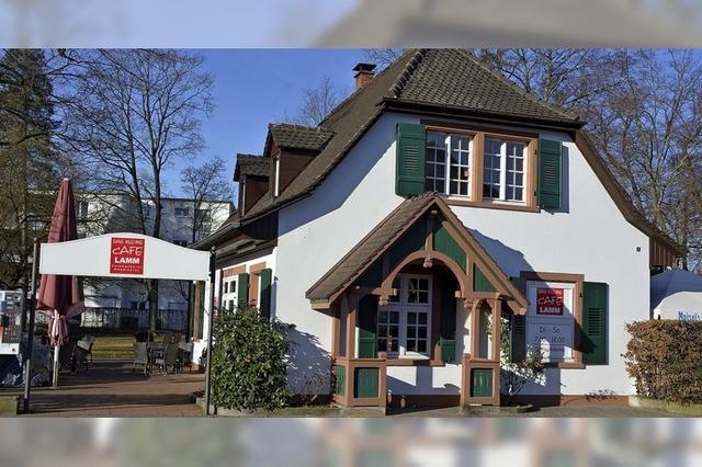 Café am Läublinpark bekommt einen neuen Pächter