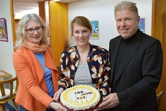 Wie die VHS in Schopfheim ihren 100. Geburtstag feiert