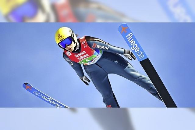 Ramona Straub ist Team-Weltmeisterin