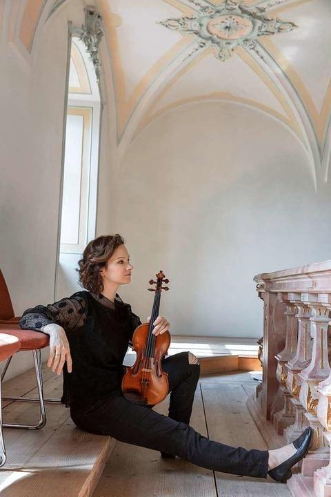 Reflexionen über klassische Musik und ihr Publikum: Hilary Hahn  | Foto: Dana van Leeuwen