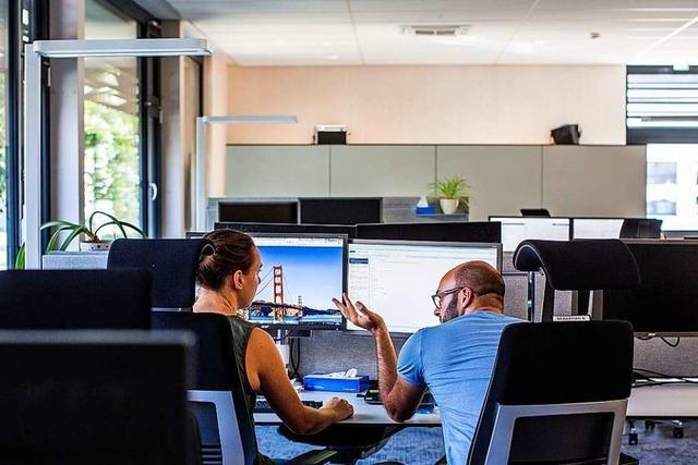 Mehr Personal – Mitarbeiter bei Roche testen neue Arbeitsstrukturen