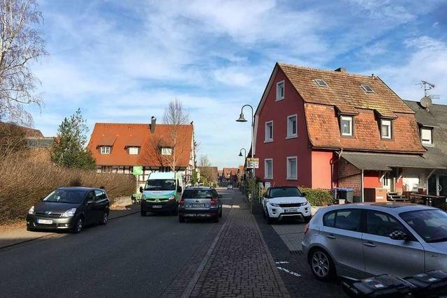 Auf dieser Vörstetter Straße gibt es ein freiwilliges Tempolimit – aber kein Schild