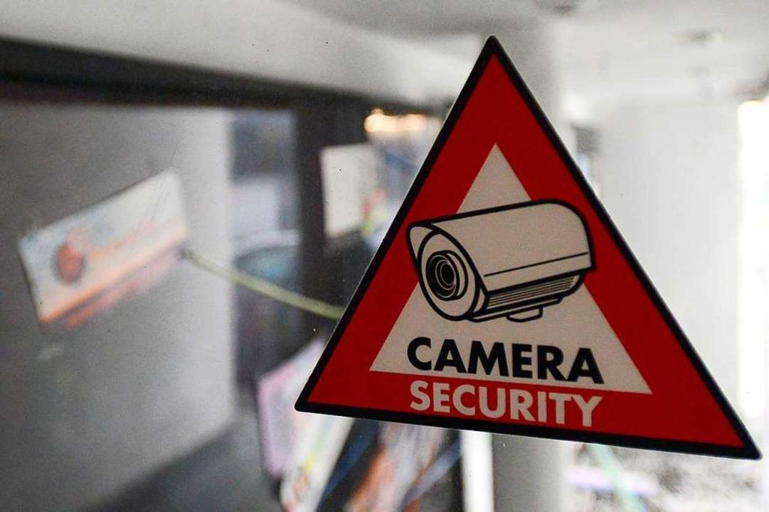 Hilft Videoüberwachung bei der Krimina...nschnitt in die Persönlichkeitsrechte?  | Foto: Ingo Schneider